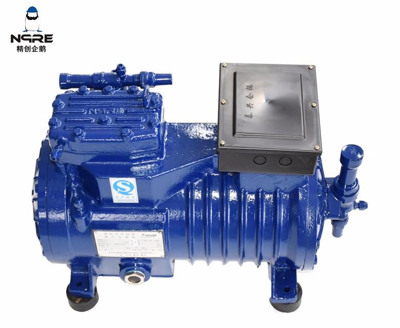 B10半封闭式活塞压缩机(10HP)