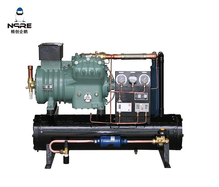 4VB15水冷式活塞冷凝机组(15HP)