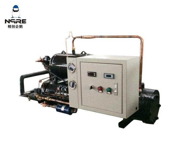NJJZS100-OD敞开式冷水冷凝机组(10HP)