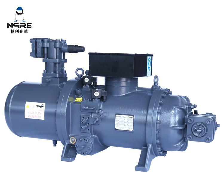 SRC110半封闭式螺杆压缩机(30HP)