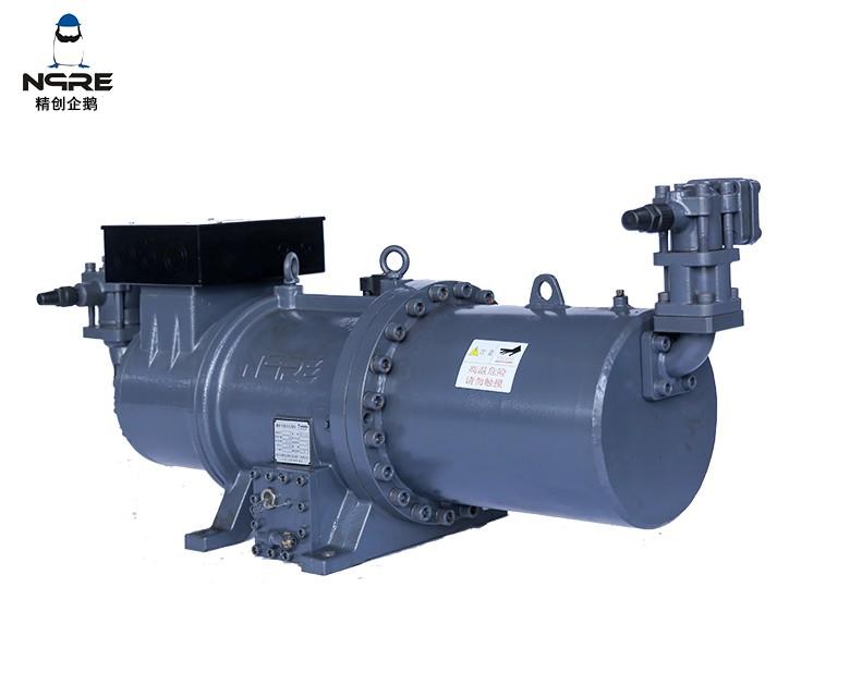 SRC240半封闭式螺杆压缩机(70HP)