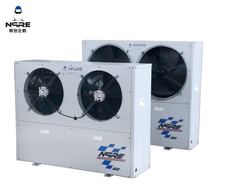 VRD-05箱式风冷涡旋冷凝机组(5HP)
