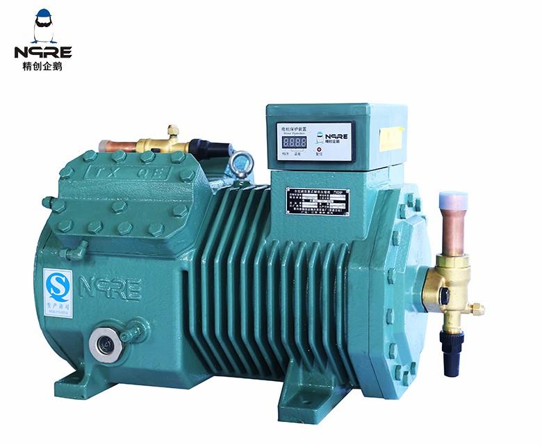 4VB8.5半封闭式活塞压缩机(8.5HP)