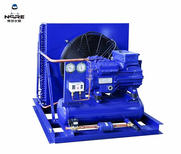 4VB8风冷式活塞冷凝机组(4VB8HPF)
