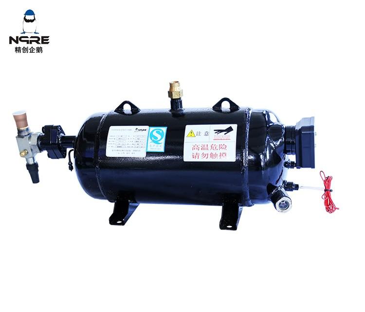 VR-08D全封闭涡旋低温制冷压缩机(8HP)