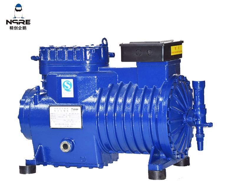 3B15半封闭式活塞压缩机(15HP)