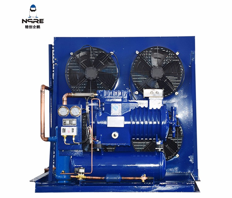 3B15风冷式活塞冷凝机组(15HPF)