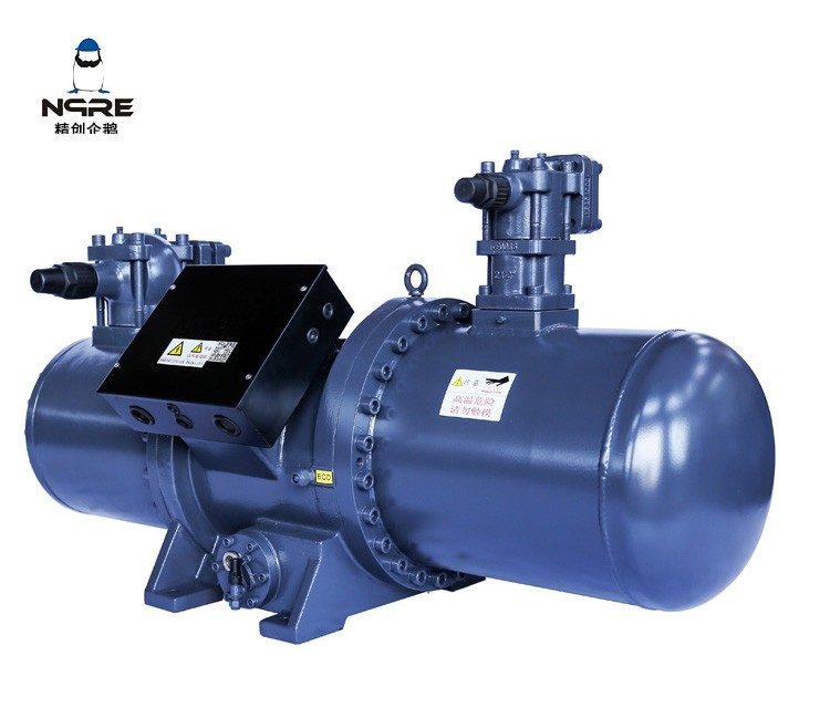 SRC290半封闭式螺杆压缩机(80HP)