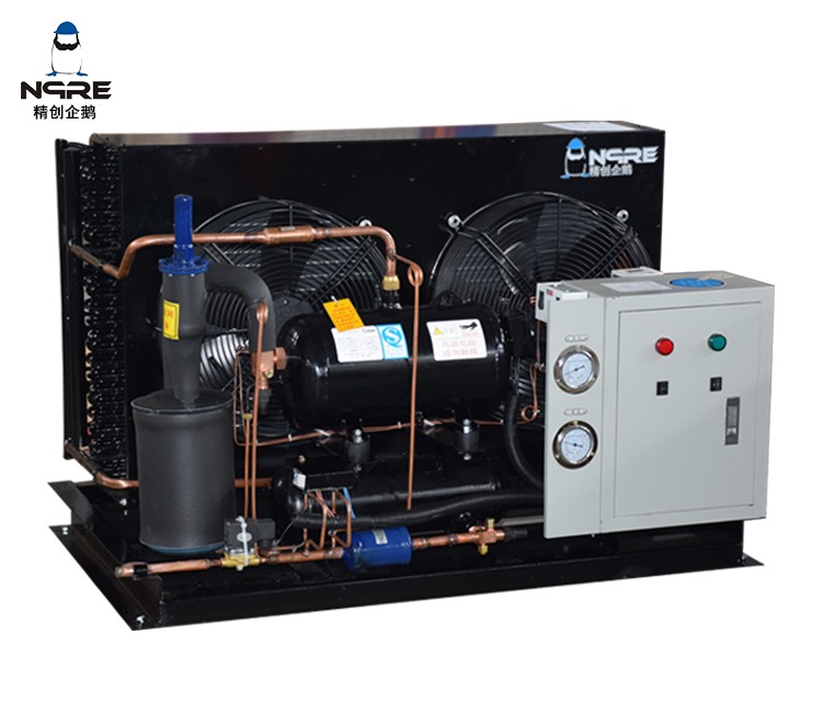 VR-07HP敞开式风冷冷凝机组