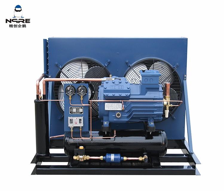 4VB10风冷式活塞冷凝机组(4VB10HPF)