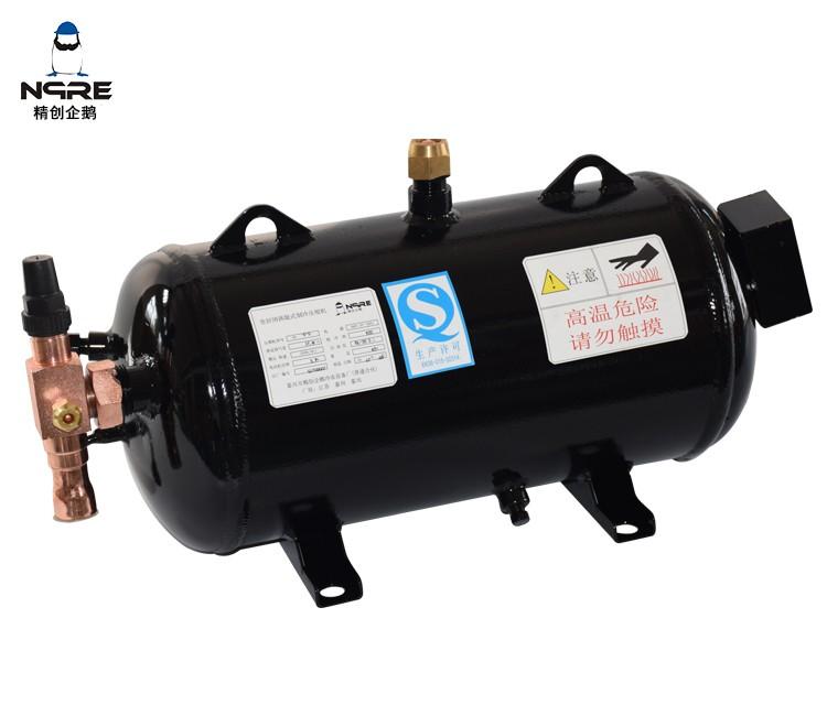 VRD-5HP全封闭涡旋低温制冷压缩机
