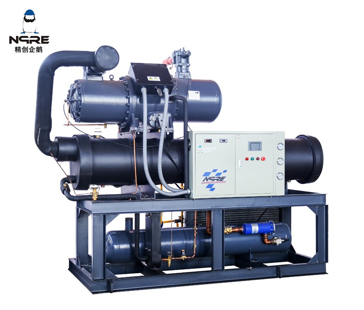 SRC370单机螺杆冷水机组(100HP)