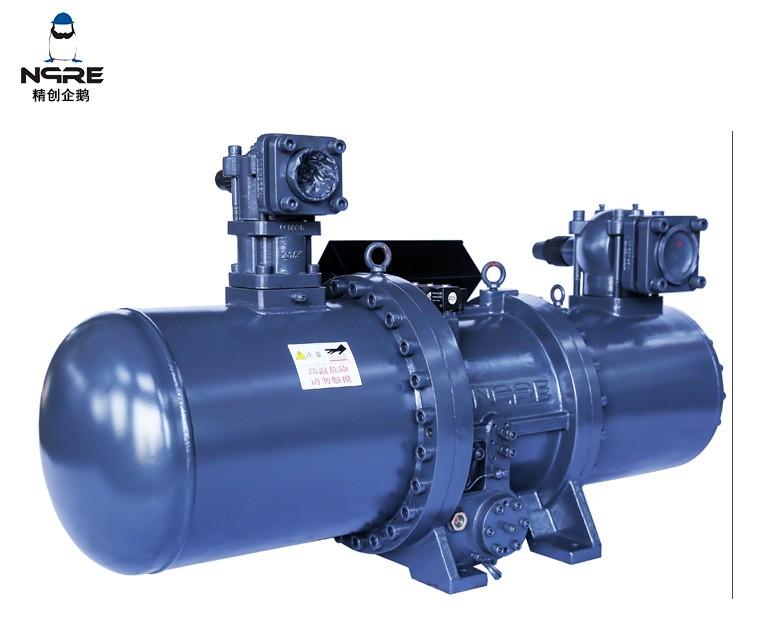 SRC330半封闭螺杆压缩机(90HP)