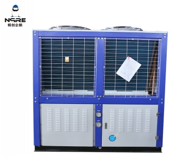 NJXJ200-0D箱式风冷涡旋冷凝机组(20HP)