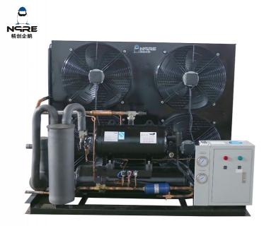 NJJZF150-OD敞开式低温冷凝机组(15HP)