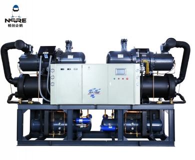 SRC370对装式冷水机组(100HP*2)