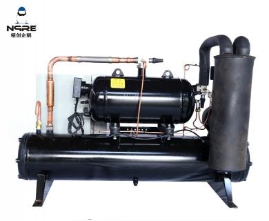 NJJZS150-OD敞开式水冷冷凝机组(15HP)