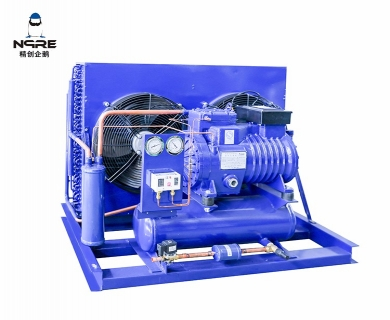 B10风冷式活塞冷凝机组(10HP)