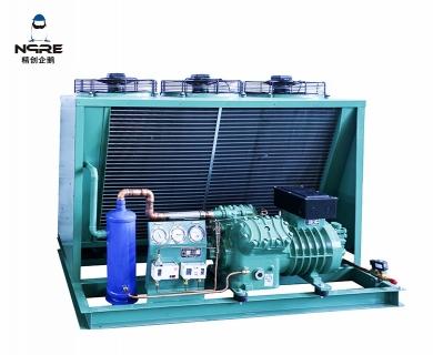 4VB20风冷式活塞冷凝机组(20HPF)
