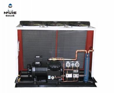 4VB25风冷式活塞冷凝机组(25HPF)