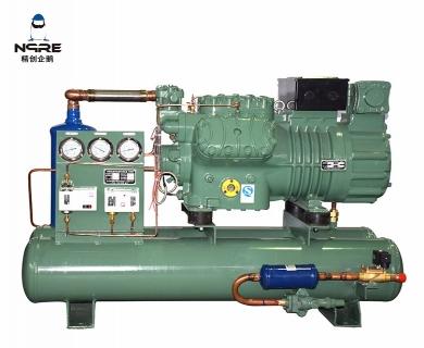 6WB30风冷式活塞冷凝机组(60HP)