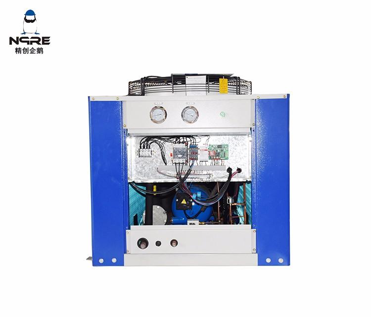 NJXJ080OH高温H型箱式风冷涡旋机组(8HP)