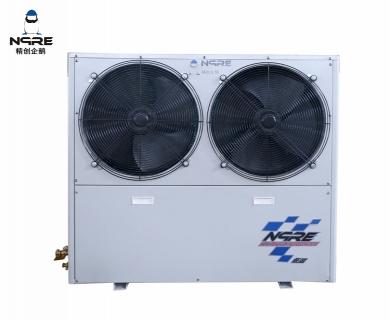NJXJ100-0D箱式风冷涡旋冷凝机组(10HP)