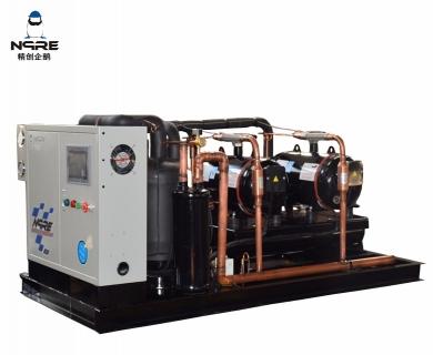 NJJZF300OD敞开式风冷涡旋冷凝机组(15HP*2两并联)
