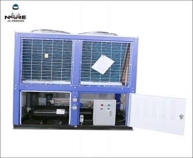 VR-15D箱式风冷涡旋冷凝机组(15HP)