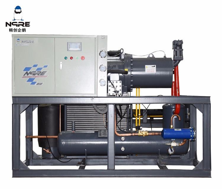 SRC240 单机螺杆冷凝机组(70HP)