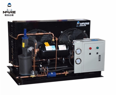 VR-06HP敞开式风冷冷凝机组