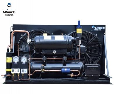 2019新款低压卧式涡旋风冷机组